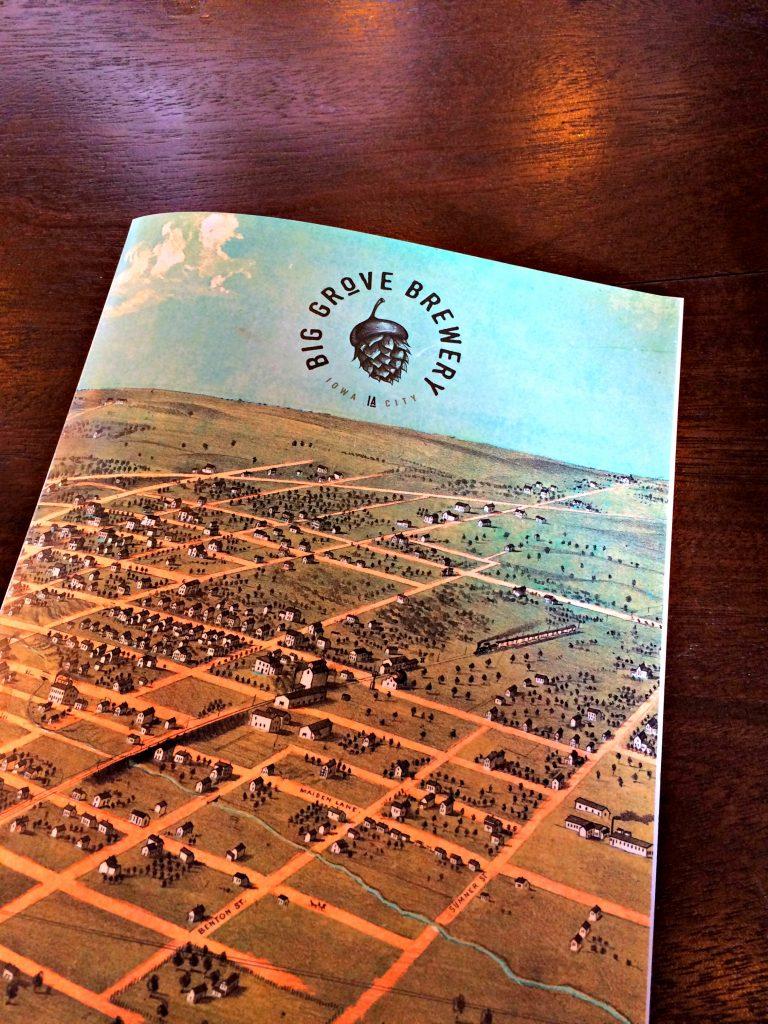 Iowa City Eats Gluten-Free: Big Grove Brewery & Taproom | cleaneatingveggiegirl.com