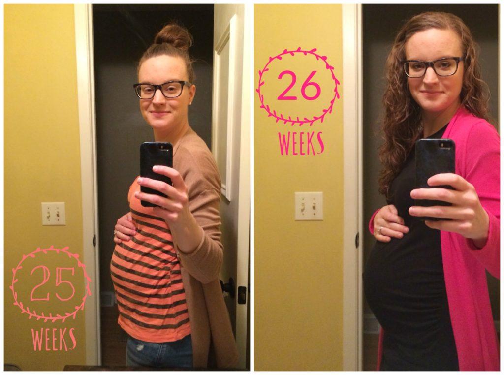 26 Week Pregnancy Update + Freshly Picked Giveaway! | cleaneatingveggiegirl.com #pregnancy #giveaway