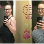38 Week Pregnancy Update as we near the end of the third trimester!