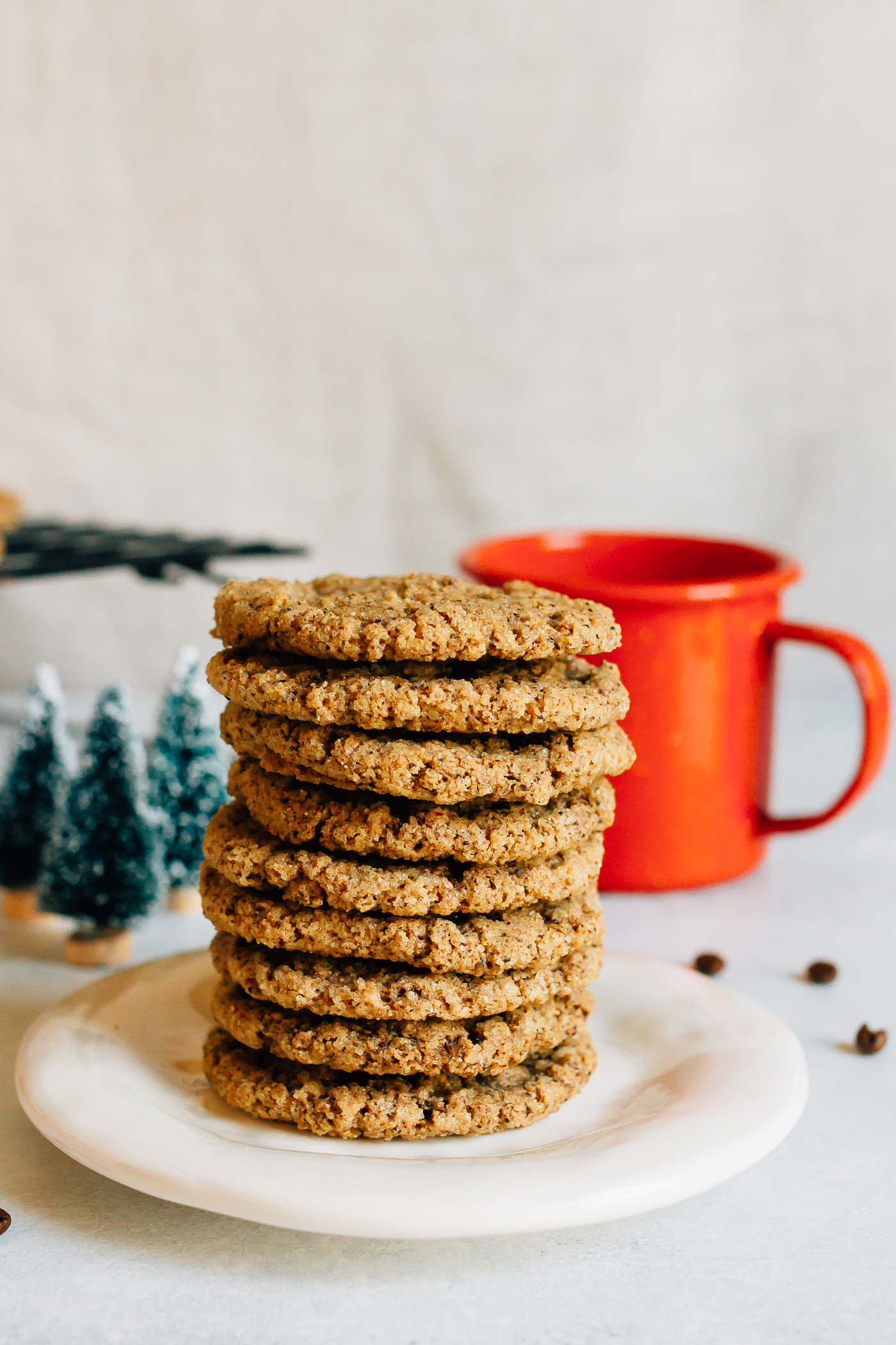 Paleo Christmas Cookie Recipes for a healthier holiday dessert! #Christmas #Paleo #cookies #glutenfree