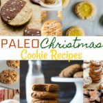 12 Paleo Christmas Cookie Recipes that are gluten-free, dairy-free, and perfect for all of your holiday gatherings. Bring a delicious dessert to your meal or Christmas cookie exchange party! #Christmas #holiday #cookies #Paleo