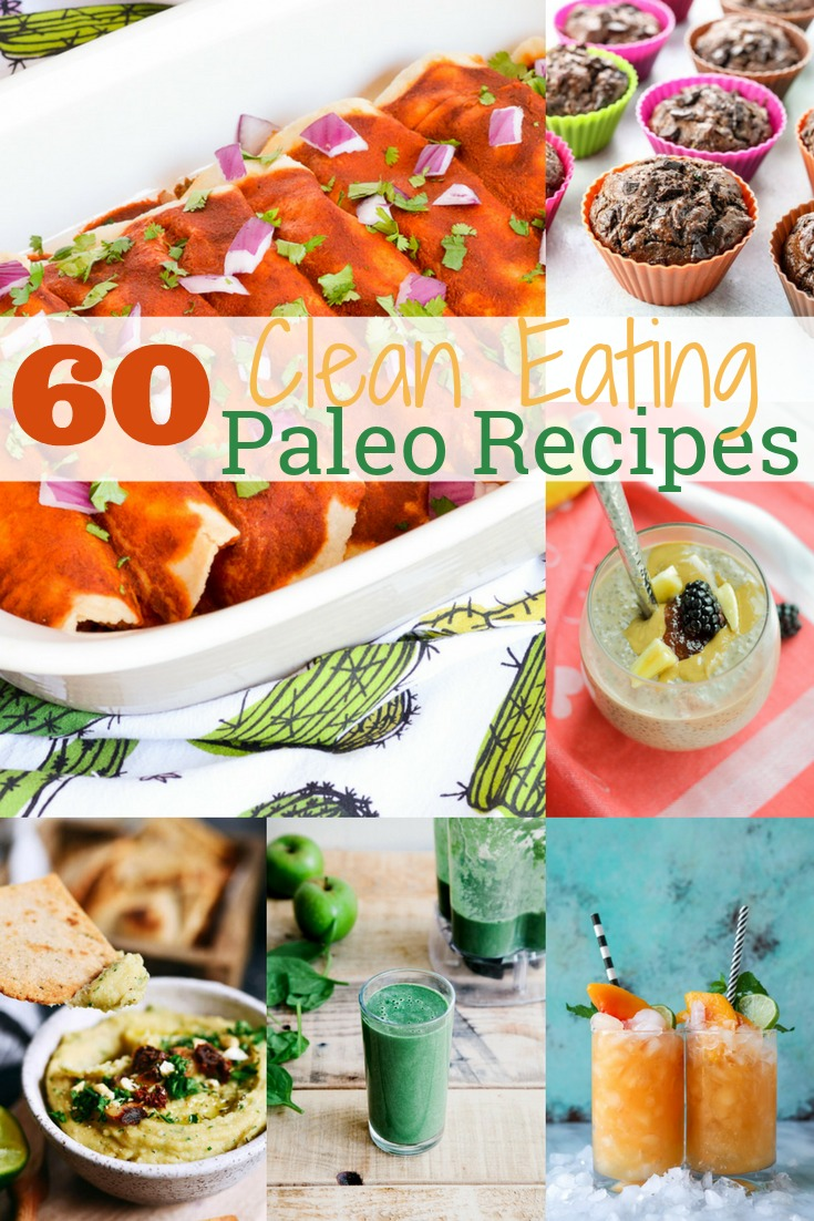 clean eating paleo recipes new year 2018