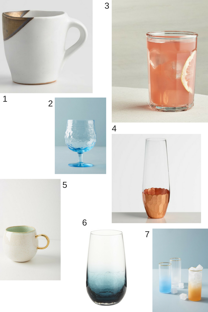best food photography props glasses drinks