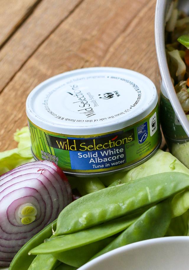 Wild Selections White Albacore Tuna